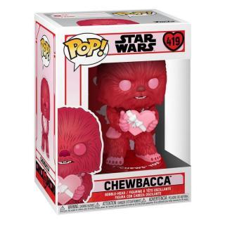 Funko POP Star Wars: Valentines - Cupid Chewbacca [HRAČKA]